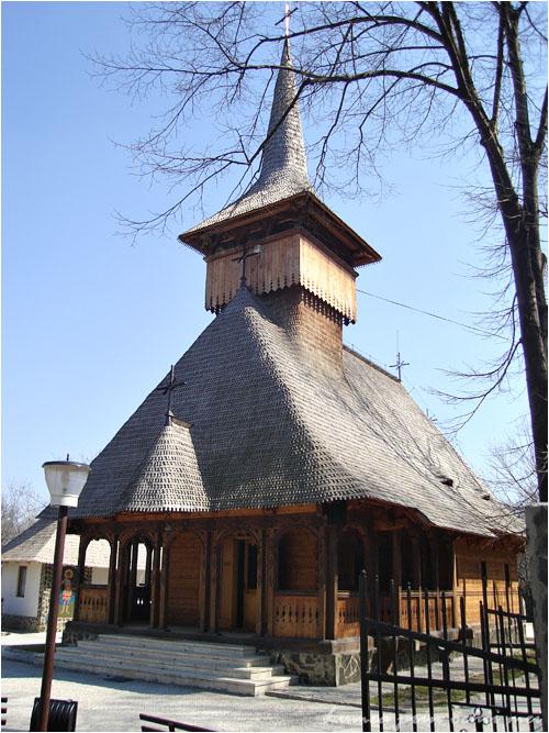 Biserica Sf Dimitrie - Izvoratorul de Mir