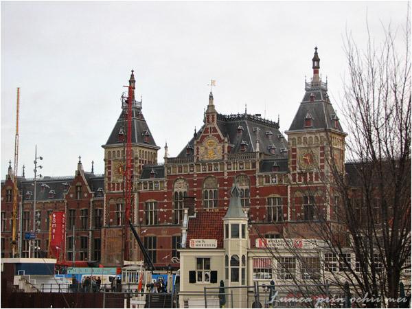 Central Station, Amsterdam