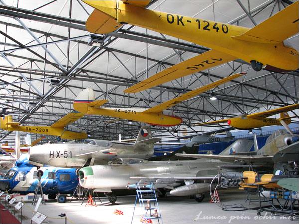 Muzeul Aviatiei din Praga