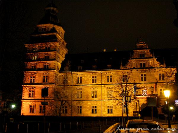 Castelul Johannisburg din Aschaffenburg