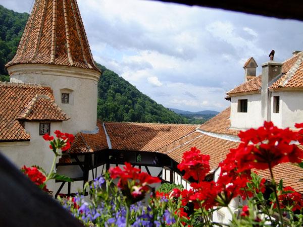 Castelul Bran, foto Ildiko Meszaros