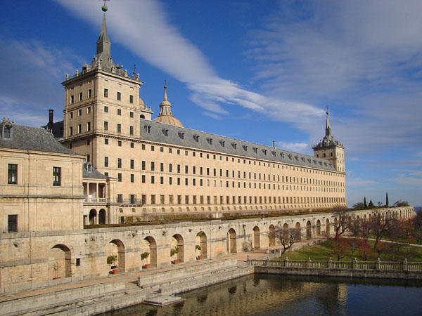 El Escorial, Spania