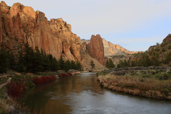 Smith Rock State Park, Oregon, SUA